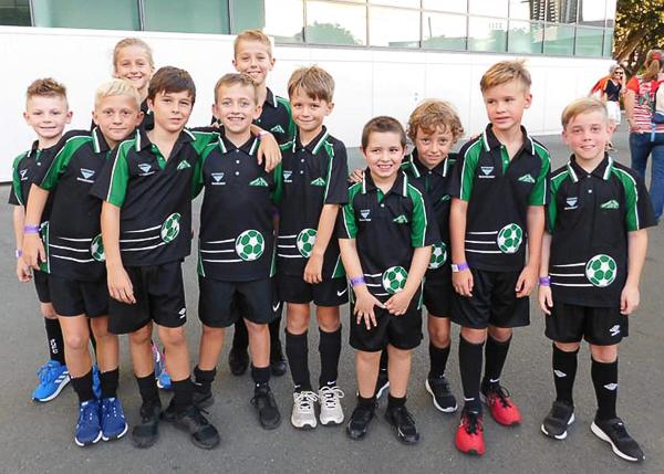 Beaudesert Soccer Club-Under 7 & 8 Junior Soccer