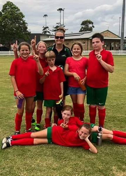 Beaudesert Soccer Club-Managers Resources