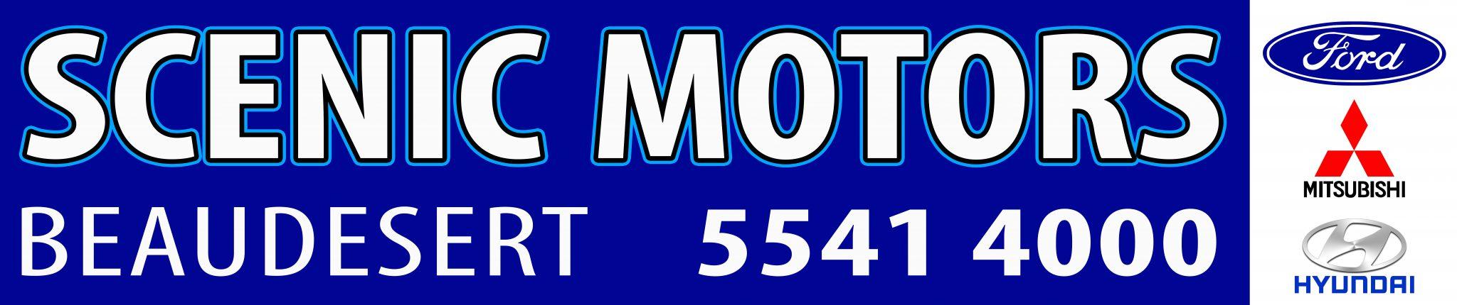 Scenic Motors 2285 x 480